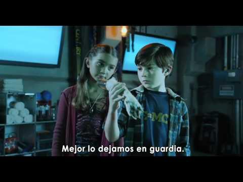 Mini Espías 4 y Los Ladrones del Tiempo - Trailer Subtitulado Español - FULL HD