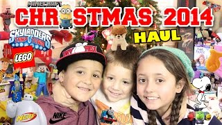 download lagu Christmas Haul 2014 Minecraft, Lego, Skylanders, Boom, Nerf, Science gratis