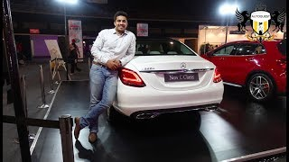 2019 Mercedes Benz C Class Facelift - Walk around | Autoquest ~ Review
