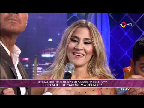 El Stripdance De Jimena Baron Y Facundo Mazzei video