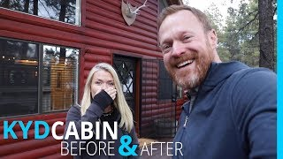 KYD CABIN RENOVATION: BEFORE & AFTER // PART 1
