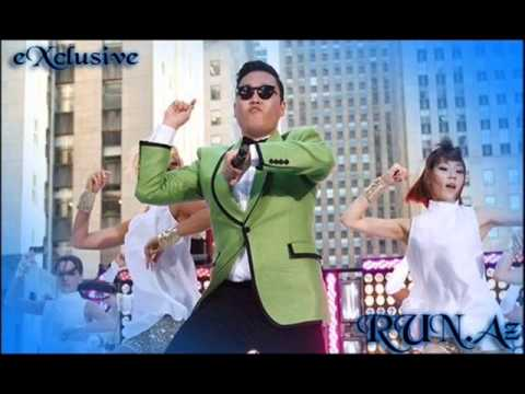 Gangam Style-Azerbaycan dilinde