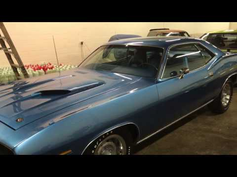 1970 1 OF 1 CUDA FOR SALE!