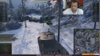 коротко о танке Strv m/42-57 Alt A.2