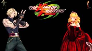 The King Of Fighters 2003 Adelheid - Revolutionary Etude - R II Theme AST [EXTENDED]