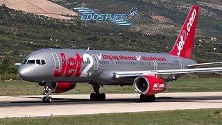Download Lagu Jet2 - Boeing 757-21B G-LSAI - Takeoff from Split Airport LDSP/SPU Gratis STAFABAND