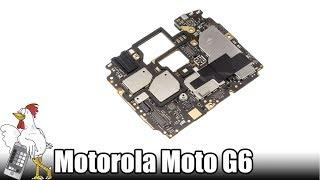 Guía del Motorola Moto G6 Play: Cambiar placa base