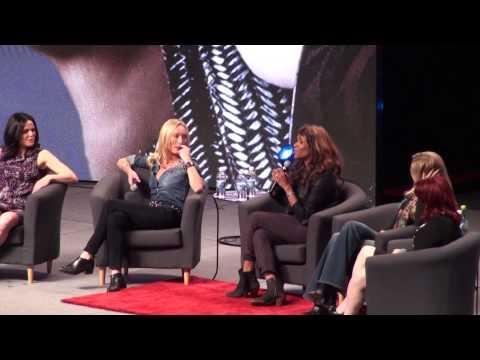 2015 Calgary Expo  Queens Of Darkness Panel
