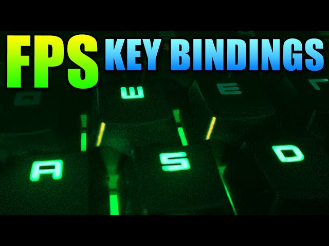 FPS Keybinding Guide - How To Setup Keys For Best Performance | Battlefield 4 Gameplay