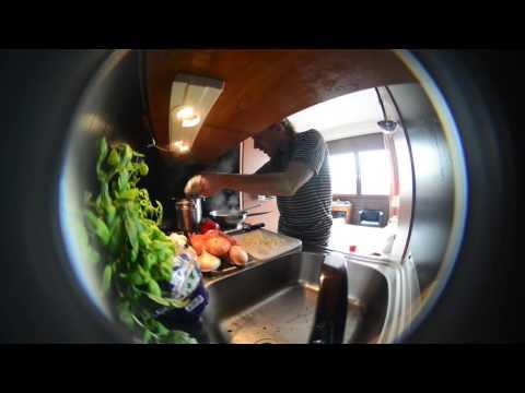 #CrazyCooking: Kochen im Schrank