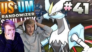 HOW MANY LEGENDARIES IN ONE TEAM?! (Pokemon USUM Randomizer Soul Link • #41 • w/ FeintAttacks)