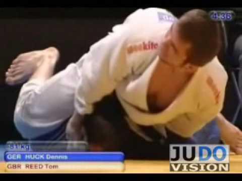 [-81kg] Dennis Huck (GER) - Tom Reed (GBR)