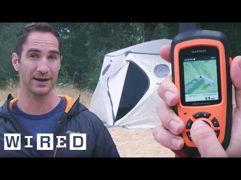The Best High-Tech Gear for the Ultimate Camping Trip | OOO With Brent Rose | WIRED