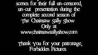 Making of the Chainsaw Sally Show -205-CENSORED