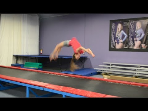 Gymnastics Tumbling Youtube