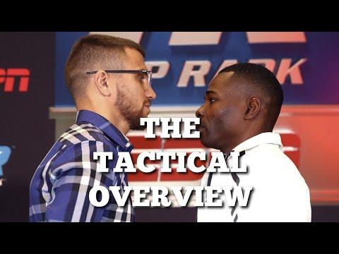 Lomachenko vs Rigondeaux: The Tactical Overview