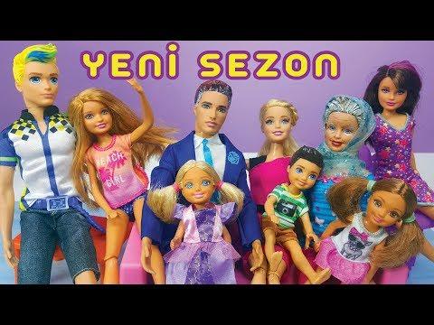 Barbie ve Ailesi Bölüm 153 - #BiBakmışsın yıllar hızla geçmiş!