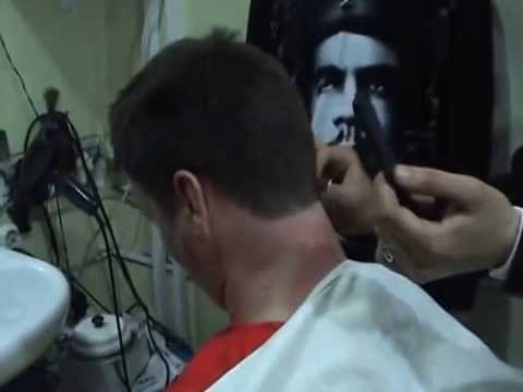 Turkish Barber - Shave - Head Massage ASMR