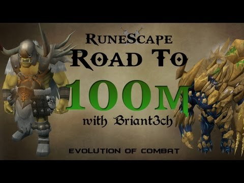 Runescape Road To 100m Episode 1 / The Beginning / RS EoC Commentary 2013