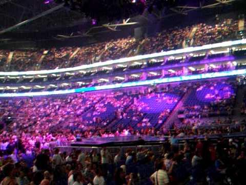 Block 101 Row r o2 Arena New o2 Arena Level 1 Block