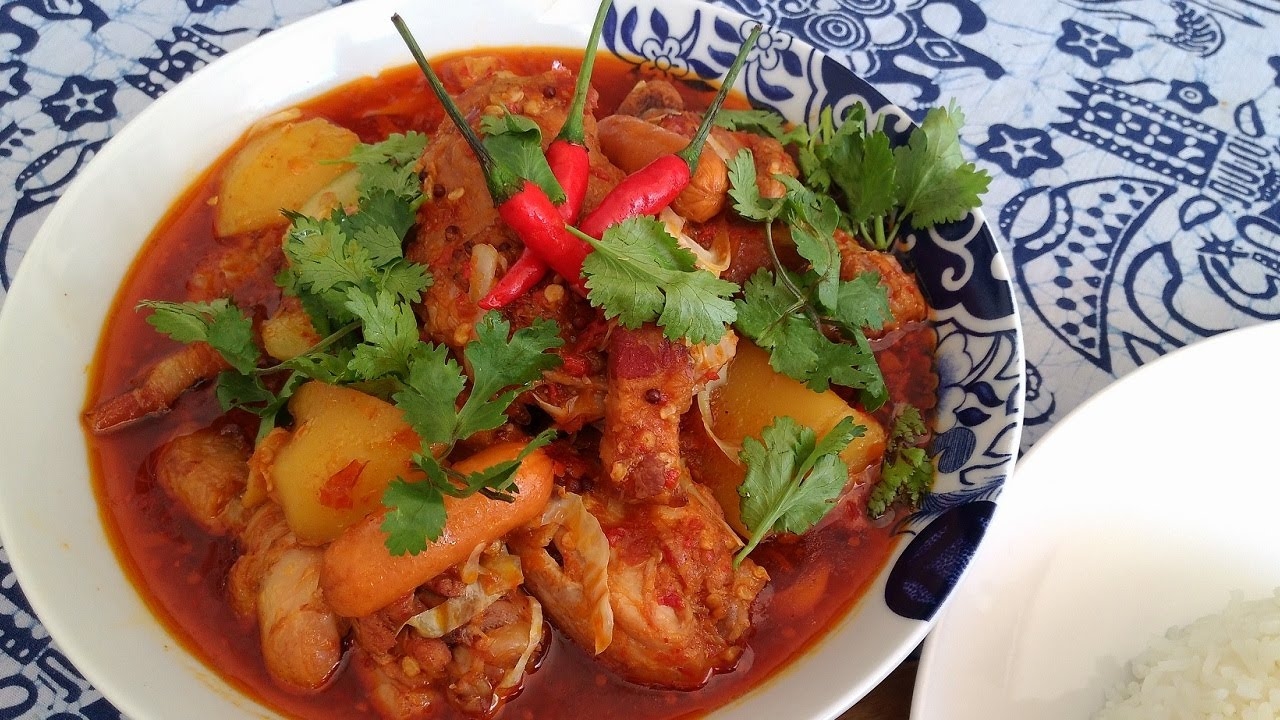 how to make sri lankan pineapple curry