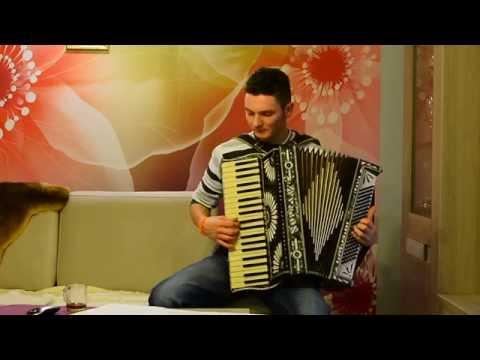 Derniere Danse- Indila Akordeon/accordion Cover Mateusz Lasek
