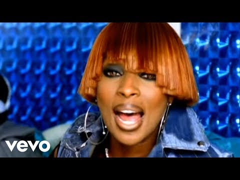 Mary J. Blige - Family Affair (BET Version) Video