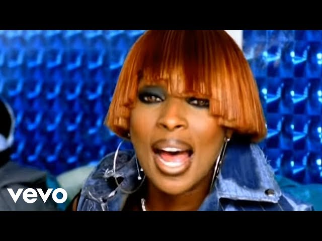 Mary J. Blige - Family Affair Official Music Video