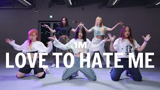 Download lagu BLACKPINK - Love To Hate Me / Tina Boo Choreography