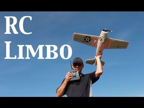 RC Plane Limbo!! Dangerous to planes AND people