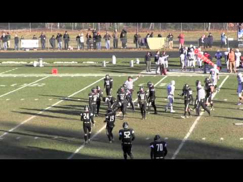 NH Sportspage Football St Thomas vs Kennett Highlights 11-15-14a