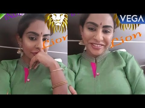 Actress Sri Reddy Latest Facebook Live Video | Vega Entertainment