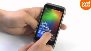HTC Radar review en unboxing (NL/BE)
