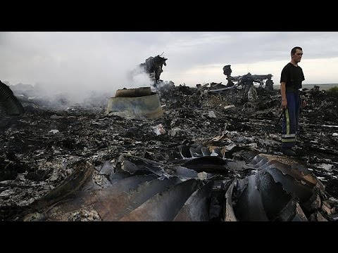 Malaysia Airlines flight MH17 crash in Ukraine: 298 dead