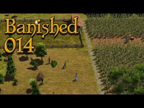 BANISHED [WQHD] #014 - [ X ] Ge-Feld mir! ★ Let's Play Banished