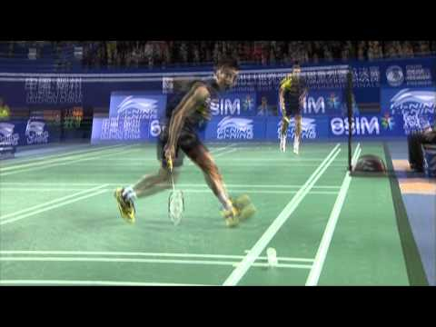 2011 OSIM BWF World Superseries Finals-MS-Semi Finals-Long Chen vs. Chong Wei Lee
