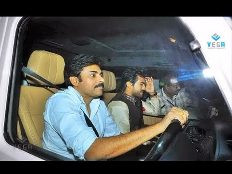 Pawan Kalyan Cars Images Pavan Kalyan Driving Latest