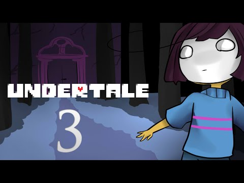 Cry Plays: Undertale [P3]