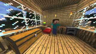 Mini Minecraft Movie - День за 5 сек