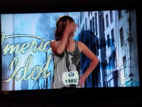 American Idol Season 10 - Ashley Sullivan worst audition?