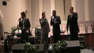 The LeFevre Quartet sings Big, Mighty God