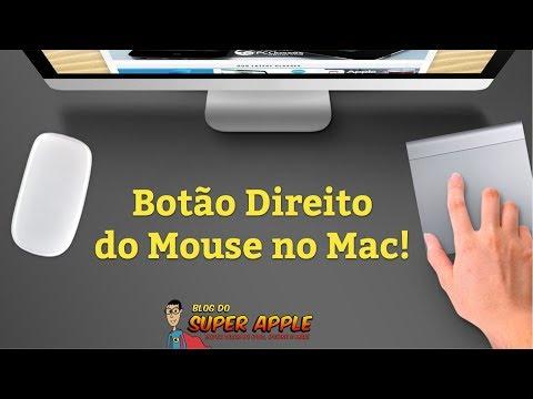 Como Configurar e Usar o Botão Direito do Mouse no Mac