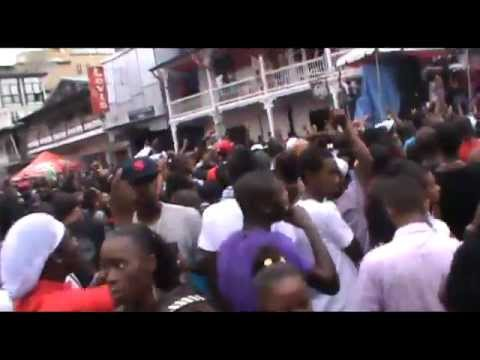 Koyeba, Suri All Starz, Air Linerz, Okasi,  Owroe Yarie Inclusive Streetfights Suriname video