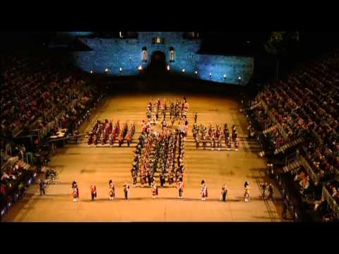 Royal Edinburgh Military Tattoo, 2011. Music Videos