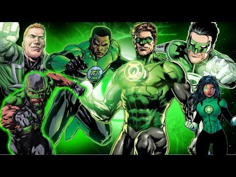 Who Really Is The Most Powerful Green Lantern? thumbnail