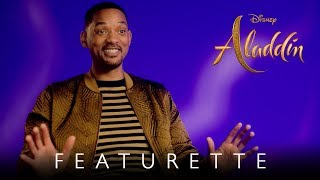 "Disney's Aladdin - ""Cast of Wonders"" Featurette"