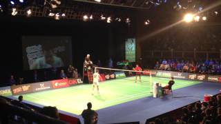 Peter Gade vs Lin Dan - game 3 part 2