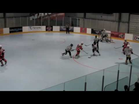 Georgie Barber AKS overtime goal against the LA Pama Cyclones