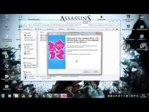 How to download london 2012 olympics video game for free