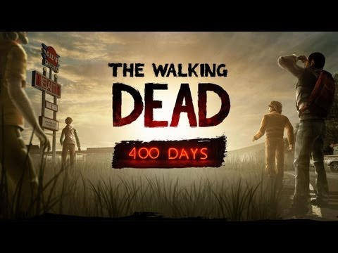 The Walking Dead 400 Days [VOSTFR][HD]